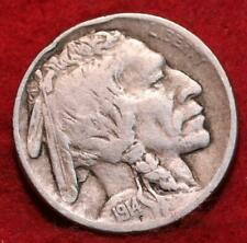 1914 Philadelphia Mint Buffalo Nickel