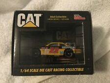 2000 Racing Champions Nascar 22 Caterpillar Cast 1:64 Ward Burton CAT Racing
