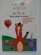 Baby Einstein On The Go - Riding Sailing And Soaring (DVD, 2005)