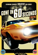 Butch Stockton, Phil Woods-Gone in 60 Seconds (UK IMPORT) DVD [REGION 2] NEW
