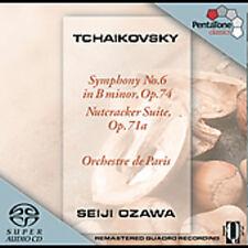 Seiji Ozawa, P.I. Tc - Symphony 6 B minor / Nutcracker Suite [New SACD]