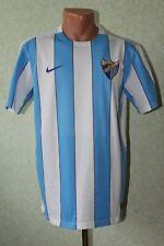 Malaga CF Football Shirt Jersey Trikot Camiseta Soccer Home 2015 2016 Size M
