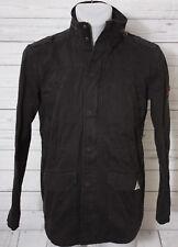 Hilfiger Denim Herren Blouson Jacke, Gr. S, Vintage Schwarz