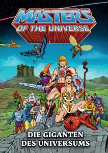 MASTERS OF THE UNIVERSE- DIE GIGANTEN DES UNIVERSUMS Gesamtausgabe MOTU / HE-MAN