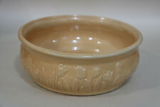Uhl Tulip Bowl #122 Spring Yellow Huntingburg, IN 8 1/2""