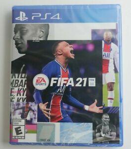 FIFA 21 (Sony Playstation 4 PS4) Brand New Factory Sealed