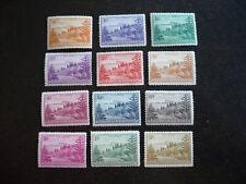 Stamps - Norfolk Island - Scott# 1-12