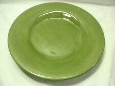 """Pottery Barn Sausalito Sage Green 12 3/8"""" Dinner Plate"""