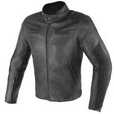Giacche neri per motociclista schiena Taglia 52