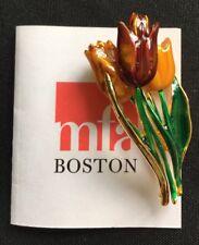 Boston Museum Tulip Pin