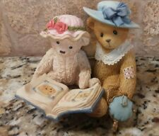 "Cherished Teddies - ""Tess & Friend"" - Things Do Not Change, We Do #661953"