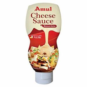 Cheese Sauce Mexican, by Amul , 200 g (3 pack) free shipping world