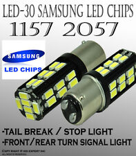 Samsung LED 1157 2357 1016 1158 30W White Replace Backup Reverse Light Bulb 183Q