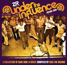 Under The Influence 4 a Collection of R 5060162572604 CD