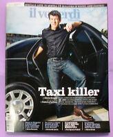Il venerdì di Repubblica - N.1408 Marzo 2015 [Taxi killer, Mexico city, Carmen]