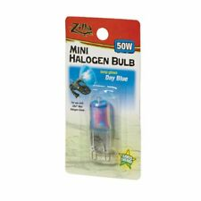 New listing Zilla Mini Halogen Bulbs Day Blue 50 W