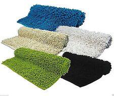 Rechteckige Badteppiche aus 100% Baumwolle