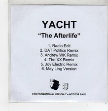 (FF206) Yacht, The Afterlife - DJ CD