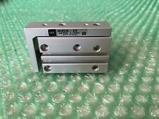 SMC MXU6-20 Double Acting Cylinder Compact Slide Table Linear Guide 6mm x 20mm