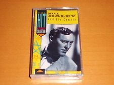 """BILL HALEY AND HIS COMETS """"THE HIT SINGLES COLLECTION"""" CASSETTE TAPE NEW!"""