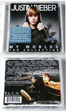 JUSTIN BIEBER My World THE COLLECTION .. 2010 DO-CD