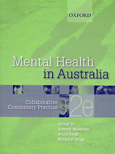 MENTAL HEALTH IN AUSTRALIA: COLLABORATIVE COMMUNITY PRACTICE., Meadows, Graham &