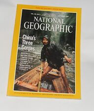 NATIONAL GEOGRAPHIC MAGAZINE SEPTEMBER 1997 - THREE GORGES/ROUTE 66/EVEREST