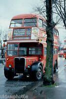 London Transport RT2293 Crystal Palace 14th March 1978 Bus Photo