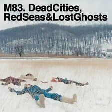 M83 Dead Cities Red Seas & Lost Ghosts CD 2 Disc Set 2003 Mute Records ENHANCED