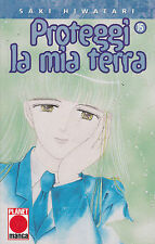 PROTEGGI LA MIA TERRA n° 15 ed. Planet Manga