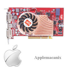 Apple Mac PowerMac G5 Edition ATI Radeon X800XT 256MB DDR AGP DVI Video Card NEW