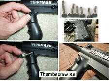 Paintball Tippmann 98 Custom Thumbscrew kit - NO TOOLS - Marker Field Strip Kit