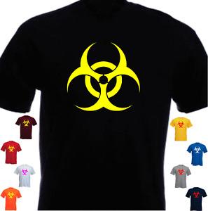 BIOHAZARD New Tshirt