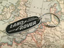 Genuine Land Rover Key Ring complete with box