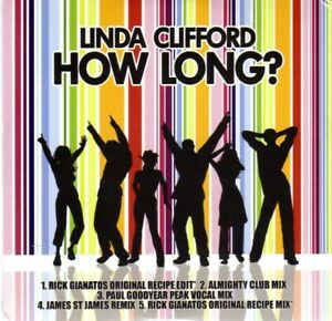 Linda Clifford - How Long? - SEALED U.K. CD MAXI-SINGLE