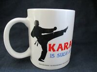 Vintage Karate is such a kick Coffee Mug Cup