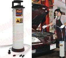 PRO Fluid Transfer Evacuator HAND Vacuum Pump Transmission Engine Oil Drainer