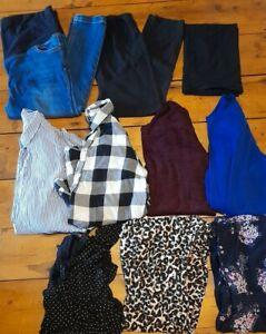 MATERNITY BUNDLE|JO JO MAMAN BEBE|NEXT|H&M|NEW LOOK|ASOS|JEANS|DRESSES|TOPS|S12.