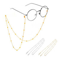 1pc Glasses Necklace Eyeglass Lanyard Glasses Chain Sports Eye wear Accessories