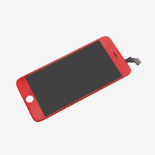 Red LCD Display + Touch Screen Digitizer Assembly Replacement For iPhone 6 plus