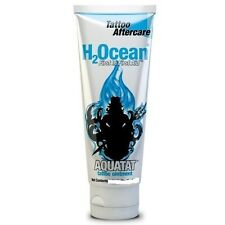 H2ocean Piercing Aftercare Aquatat Cam Wax Tattoo First Aid .25 Oz Ointment