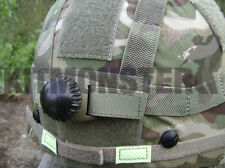 VCRO Strap for Mockingbird IR IFF Strobe L Olive Multicam MTP for Virtus Helmets