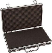 SRA Cases Aluminum Hard Case Black 136 x 81 x 26 Inches
