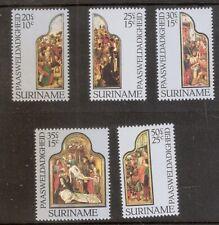 Suriname Republiek   Nr  60/64   Postfris.