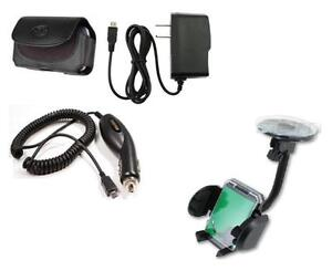Car Holder+Car+Wall AC Home Charger+Case for Motorola Moto X Pure Edition (2015)