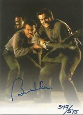 """Army of Darkness - Blue """"Bruce Thomas"""" Autograph Card #549/575"""