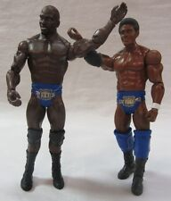 WWE Darren Young Titus O'Neil Two Pack Prime Time Players 2011