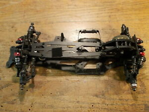 SP- TF-3 Partial Chassis #1 (G) - Kyosho Pure Ten EP Spider TF-3