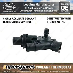 Gates Coolant Thermostat + Gaskets & Seals for Ford Kuga TF Mondeo MA MB MC 2.0L