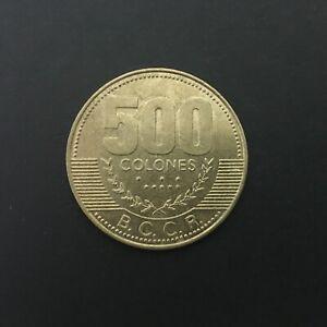 COSTA RICA 500 COLONES 2003  KM 239  AU.